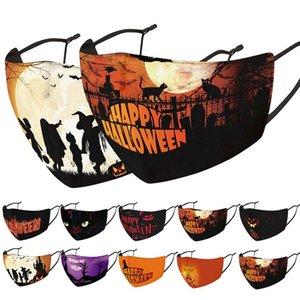 happy halloween maschera adulto capo designer maschere cranio avaro avaro di protezione dalla polvere PM2.5 maschera 3D