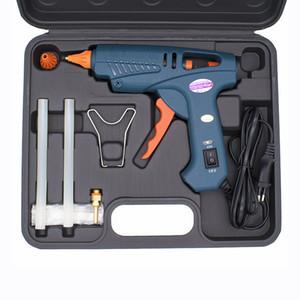 Glue Gun Tools Kit EU US plug 100W ON OFF Switch Hot Melt Glue Gun Adhesive for 11mm Sticks Hot