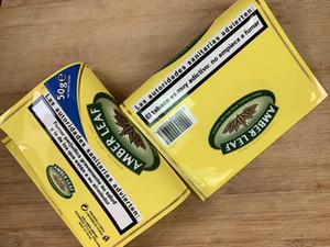 Фабрика Оптовая сигарет British New Упаковка курительный табак янтарный лист сигаретной пачке табака 500г / 10шт сбора пластиковых пакетов