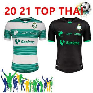 20 21 CLUB SANTOS LAGUNA Футбол футбол домой 2020 2021 Liga MX Club Davila Fulk Dejanini CamiSeta de Fútbol Футбольные рубашки