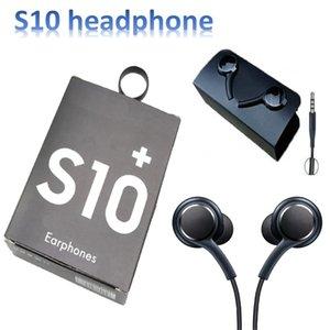 Fones de ouvido para Samsung S10 S8 S9 OEM Earbuds Earphones Baixo Headsets Stereo Som Auscultadores Com controle de volume