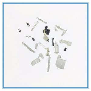 Cgjxs100 Sets Full Metal Set For Iphone 5 5s 5c Inner Inside Shield Holder Bracket Small Plate Kits Assembly For Iphone 6 6s 6p 7 7 Plus 6sp