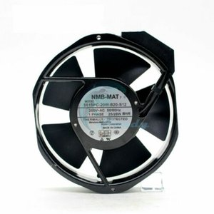 Nuovo Fanuc NMB 5915PC-20W-B20 ventilatore di flusso assiale Un anno di garanzia