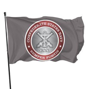 Сп (Semper Fortis) Флаг Баннер Флаги