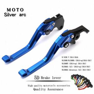 5D CNC freins de moto réglable embrayage leviers forBMW R1200GS LC K1600GT / GTL R NINE T AFFC #