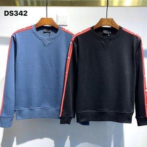 2020 marca Lobo algodão bordado malha hoodies do hoodie da moda italiana homens do desenhista sportswear marca desgaste rua g moletom sudadera
