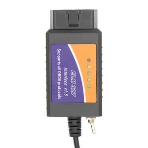 ELM327 V1.5 HS MS CAN ELM 327 OBD2 USB Switch Scanner For Ford Forscan ELMconfig OBD 2 OBD2 Car Auto Diagnostic Tool