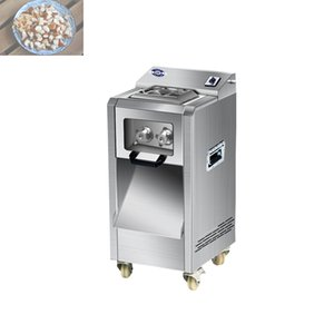 Electric commercial meat slicer slicer Wire cutter Fully automatic Meat grinder Sliced meat dicing machine
