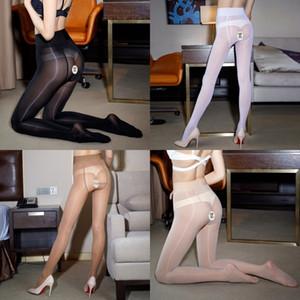 ibJdK 912 agulha 8D meia-calça luz óleo fino plus plus lustro Stock sexy tamanho grande Calças e calças calças óleo brilhante Deus Silk meias