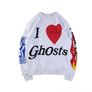 ou6zY KANYE Sweater album albumWEST KANYE album KID SEE children GHOSTS meet GHOSTS Ken beans same smiling face sweater