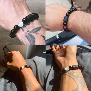 12 Zodiac Signs Bracelet Stone Beads Couple Bracelets Cancer Leo Virgo Libra Best Friend Constellation Bracelet for Men Women