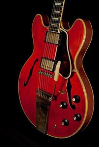 chitarra elettrica di qualità personalizzati Aged / Relic chitarre Jazz