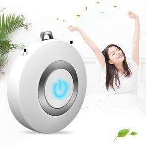 Portable Air Purifiers Mini Negative ion Air Humidifier Romantic Diffuser Purifier formaldehyde PM2.5