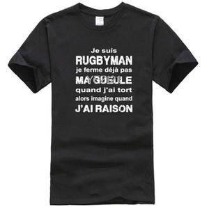 Grande Fratello maglietta Età Je Suis Rugbyman Grande Fratello maglietta Mothercare