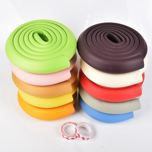 New Hot sale Baby Safety Soft Child Protection Corner Protector dextrous Safety Guards Edge & Corner Guards Solid Angle Form Single Loaded