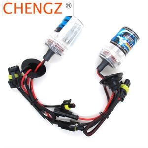 hot selling, 100pairs lot 35W 12V HID Xenon Bulb H1 H3 H7 H11 3 4 Auto Car Xenon Headlight Lamp 4.3K 5K 6K 8K free shipping