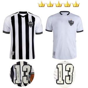 2020 2021 Atletico Mineiro Futbol Formaları 20 21 Eve Uzaktan J.Alonso Rómulo Otero Keno Marrony Marquinhos Camisetas de Fútbol Futbol Gömlek