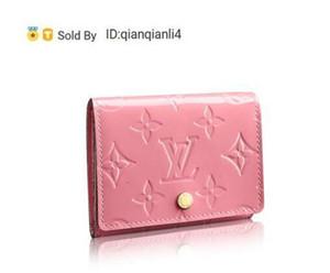 qianqianli4 9ZC3 ENVELOPPE CARTE DE VISITE M90473 WOMEN عروض الأزياء أكياس جلدية غريبة مبدع BAGS CLUTCHES مساء CHAIN محافظ محفظة