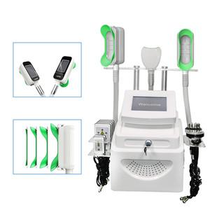 Криотерапевтический криолиполизный жир замораживание для похудения машины кавитационные машины RF Ультразвуковая липосакция липосукции LiPo лазерный крио двойной подбородок