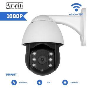 PTZ 1080P IP Camera Wifi 360 Outdoor Speed Dome Wireless Wi-fi Security Camera exterieur Network CCTV Surveillance kamera P50135