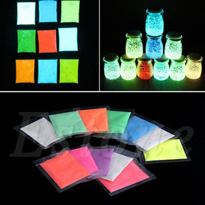 Fluorescent Super Bright Glow-in-the-Dark Glow Pigment