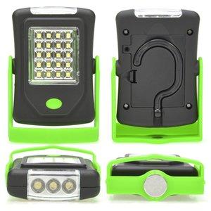 Super Bright 23 LED magnetisches Arbeits-Licht-Taschenlampe LINTERNAS mit Folding Aufhängehaken für Outdoor Camping-Beleuchtung
