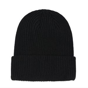 cappello lana della Nuova Francia invernale beanies di modo cappelli cofano Beanie a maglia più il berretto di velluto skullies spessa maschera cappelli Fringe uomo