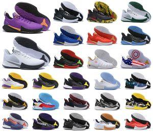 Hot Classics Mamba Fury FOCUS EP Herren Jungen Frauen-Basketball-Schuhe der Qualitäts-Trainer Sport-Turnschuhe Größe 40-46