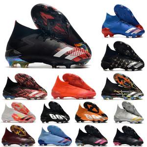 2020 top zapatos de hombre de la calidad del fútbol zapatos de fútbol Predator mutador 20 + FG depredadores 20.1 botas de fútbol al aire libre scarpe calcio Entrenadores