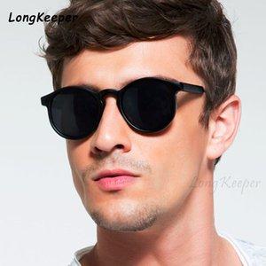 2020 Vintage piccola rotonda Sunglaases Donne Uomini Retro Shades Oculos de sol modo di marca libera punk Circle Occhiali da sole UV400