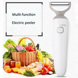Değiştirilebilir Kesici Kafa Otomatik Pelador Machine ile Fonksiyonlu Elektrikli Peeler sebze meyve Peeling Makineleri