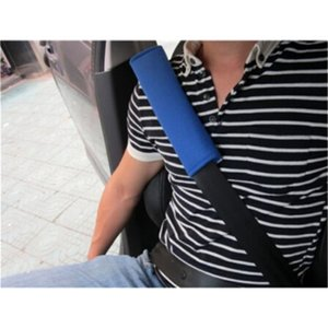 Soft Plush Safety Belt Cover Padding Sleeve Shoulder Protection Guards Car Auto Interior Accessories