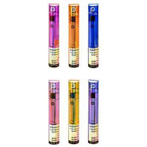 POSH PLUS XL Одноразовые устройства Pod Kit 1500 Puff 5мл Укажи картриджи Vape Pen VS слоеного Plus Flow XXL Xtra