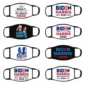 Joe Biden 2020 Election Mask Keep America Great Encore une fois le visage Masques anti-poussière lavable en coton respirant bouche masque YYA434 100pcs