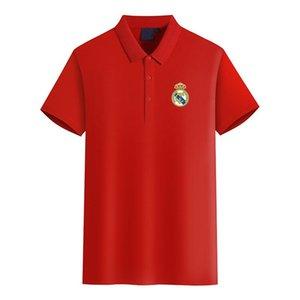 Sevilla FC Football Club de football Logo T-shirt à manches courtes Polo T Chemise homme Polo Golf Mode Hommes