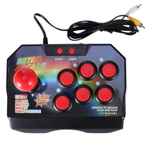 Retro-Arcade-Spiel Joystick Game Controller Av Stecker Gamepad Konsole mit 145 Spielen für TV Classic Edition Mini-TV-Konsole