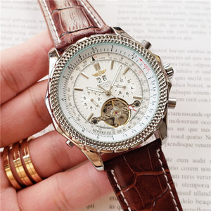 2020 Mens bell Watch Automatic machinery ross Moveme nt Chronograph Male Men boat bentley Watches bbr4