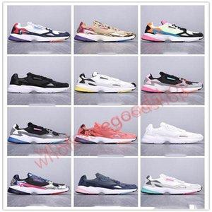 2020 amantes de la nueva manera Falcon zapatos ocasionales de las mujeres de lujo de diseño zapatillas de deporte para hombre de Entrenadores Dadday aire libre de los zapatos corrientes unisex Chaussure