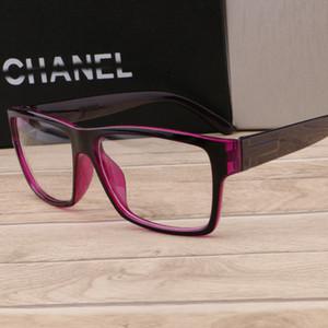 TTLIFE очки кадров Компьютерных очков Очки Большой площадь Прозрачный Женщина Женщина очки кадры 2020 Оправы