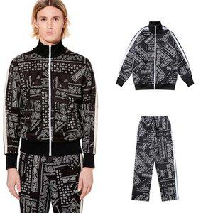 Drucken Designer aus Mens Stripe Tracksuits Sport Sets Jogginganzüge Hoodies Männer Sweatshirts lose Anzug Herren-Hosen-Marken-Kleidung 22 styl