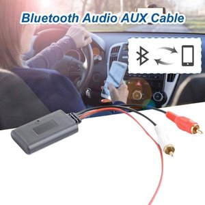 Universal Bluetooth AUX Receiver Module 2 RCA Cable Audio Adapter Auto Input For Truck Music Stereo Wireless Radio Play B2K O9W0 car
