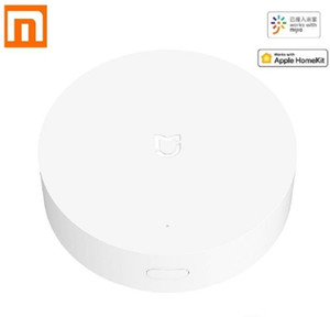 Xiaomi многомодового Smart Home Шлюз ZigBee WIFI Bluetooth Mesh концентратор Работа с Mijia APP Homekit Intelligent Home Hub