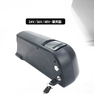 51.8v Electric bike Battery 14s 52V 10Ah 48v 12ah power up With 3A Charger Fit 48V bbs 1000w 500w 700w motor Dolphin type