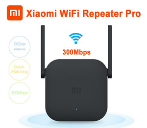 XIAOMI Mijia واي فاي مكرر برو 300M راوتر لاسلكي مكبر للصوت مكرر تغطية الإشارة اللاسلكية موسع نطاق موسع