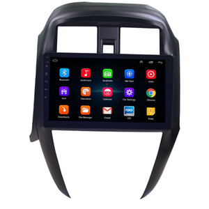 Plena pantalla táctil de coches Multimedia No hay ningún CD reproductor de DVD con 4 Core System Android para NISSAN SUNNY