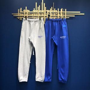 2020 autunno-inverno di alta qualità Stati Uniti d'America timore di Dio 6 ° Essentials LA limitati TMC Bandiera Pantaloni Casual Nebbia pantaloni della tuta Uomo Donna Jogger