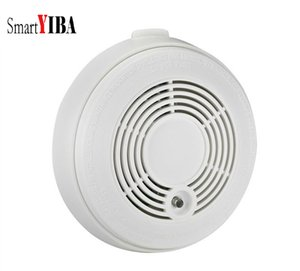 SmartYIBA batteria alimentata Combinazione Smoke Alarm CO monossido di carbonio avvelenamento del sensore fotoelettrico CO Rivelatore di fumo