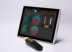 Os mais recentes espelho mágico pele Analyzer AI inteligente Imagem Instrumento pele Detector Magic Mirror Digital 3D Facial máquina de análise para todos ski