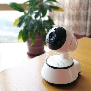IP Camera Wireless Wifi Security Camera Indoor Home CCTV Camera Free Shipping Surveillance Mini Camara Pet Monitor