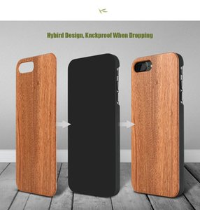 Cgjxsgenuine Вуд чехол для Iphone 7 Plus Мульти -Grain Оригинальный Natural Wood Hard PC Back Smooth касания крышка для Iphone 7 Case